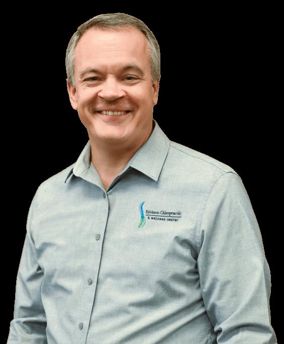 Chiropractor Fresno CA Terry Erickson